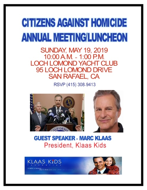 Attend our Annual Meeting/Luncheon